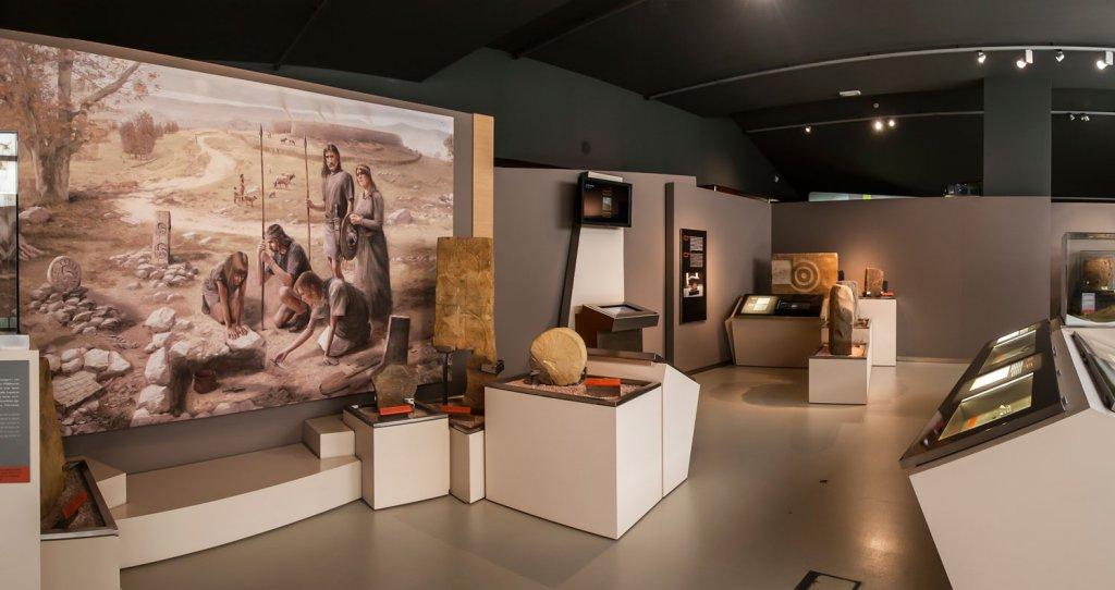 Museo Arqueológico Bilbao - Arqueología y etnografía del pueblo vasco