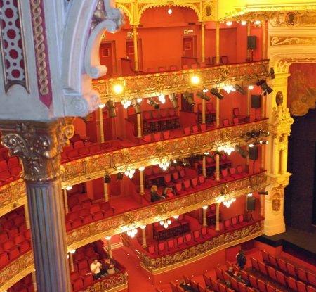 Teatro Arriaga - Teatros y Cines Bilbao