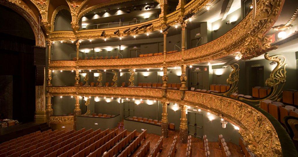 Teatro campos eliseos bilbao artes esc nicas en bilbao - Teatro campos elisios ...