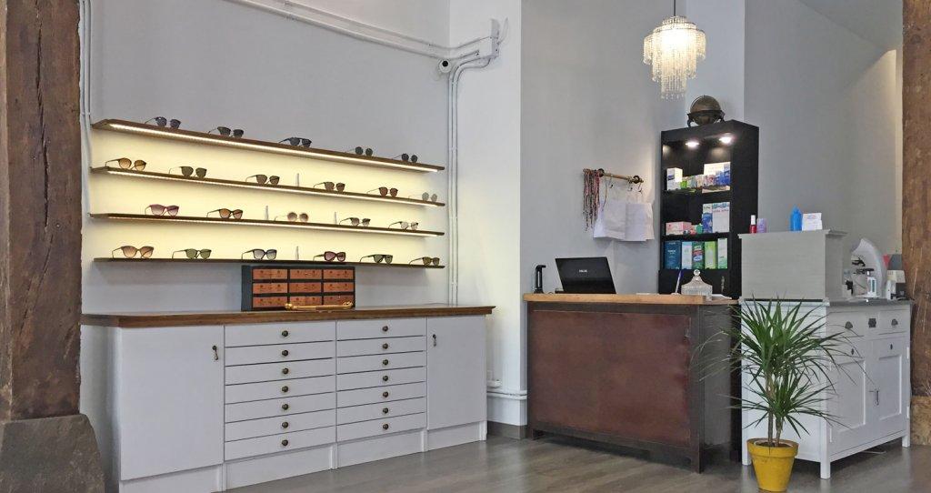 Maldeojo Optika Atelier - Óptica cosmopolita en inconformista Bilbao