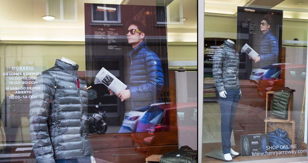 Henry Arroway - Moda elegante, resistente y cómoda Bilbao