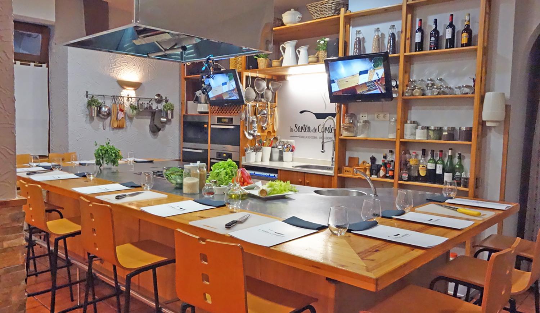 Ltimas plazas para el curso de cocina de autor con el aizian en la sart n de cordeler a - Cursos de cocina bilbao ...
