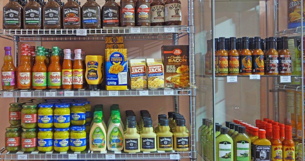 Tuinkis - La tienda de los productos americanos en Bilbao