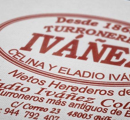 Turronería Ivañez - Dulces y Helados Bilbao