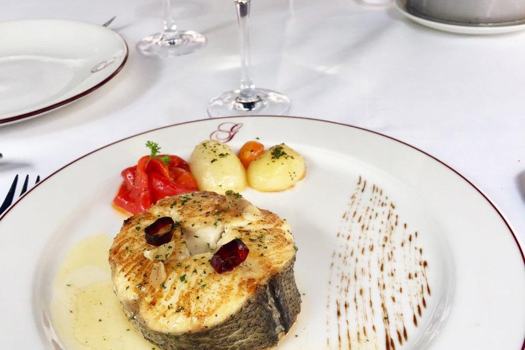 Restaurante Guria - Cocina vasca en plena Gran Vía de Bilbao