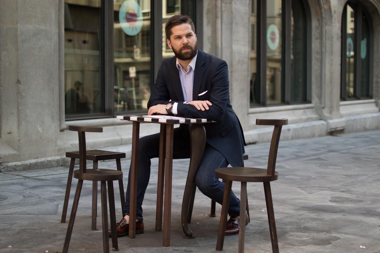 Entrevista a Borja Elorza en Very Bilbao