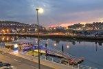 El Cargadero de Bilbao - Primera terraza sobre la Ría de Bilbao - El Cargadero de Bilbao