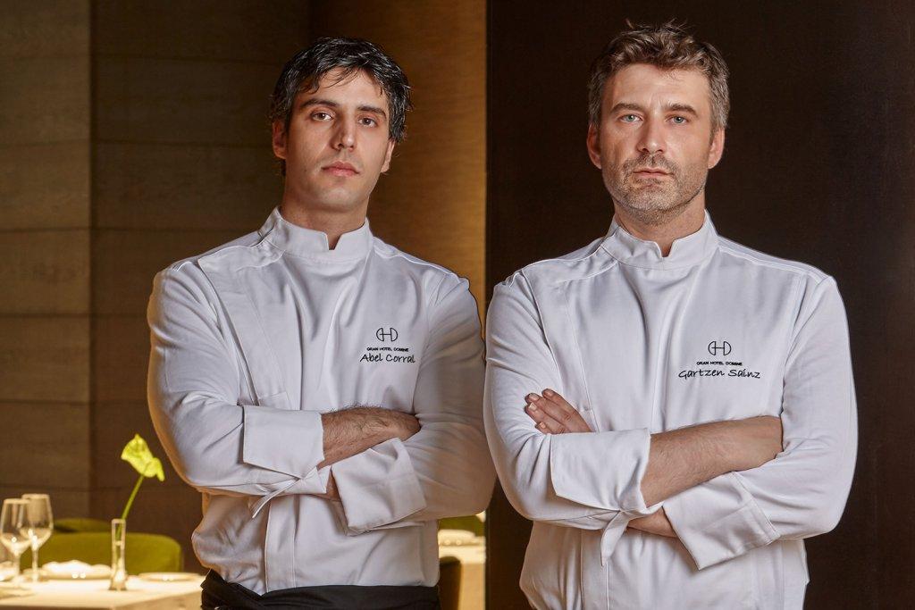 Restaurante Beltz - Cocina vasca en el Gran Hotel Domine Bilbao - Restaurante Beltz en el Gran Hotel Domine de Bilbao