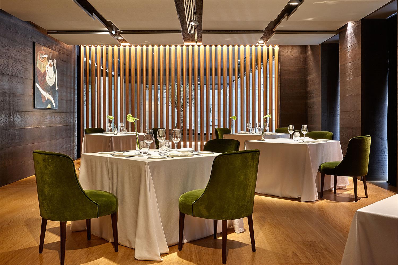 Restaurante Beltz en el Gran Hotel Domine de Bilbao