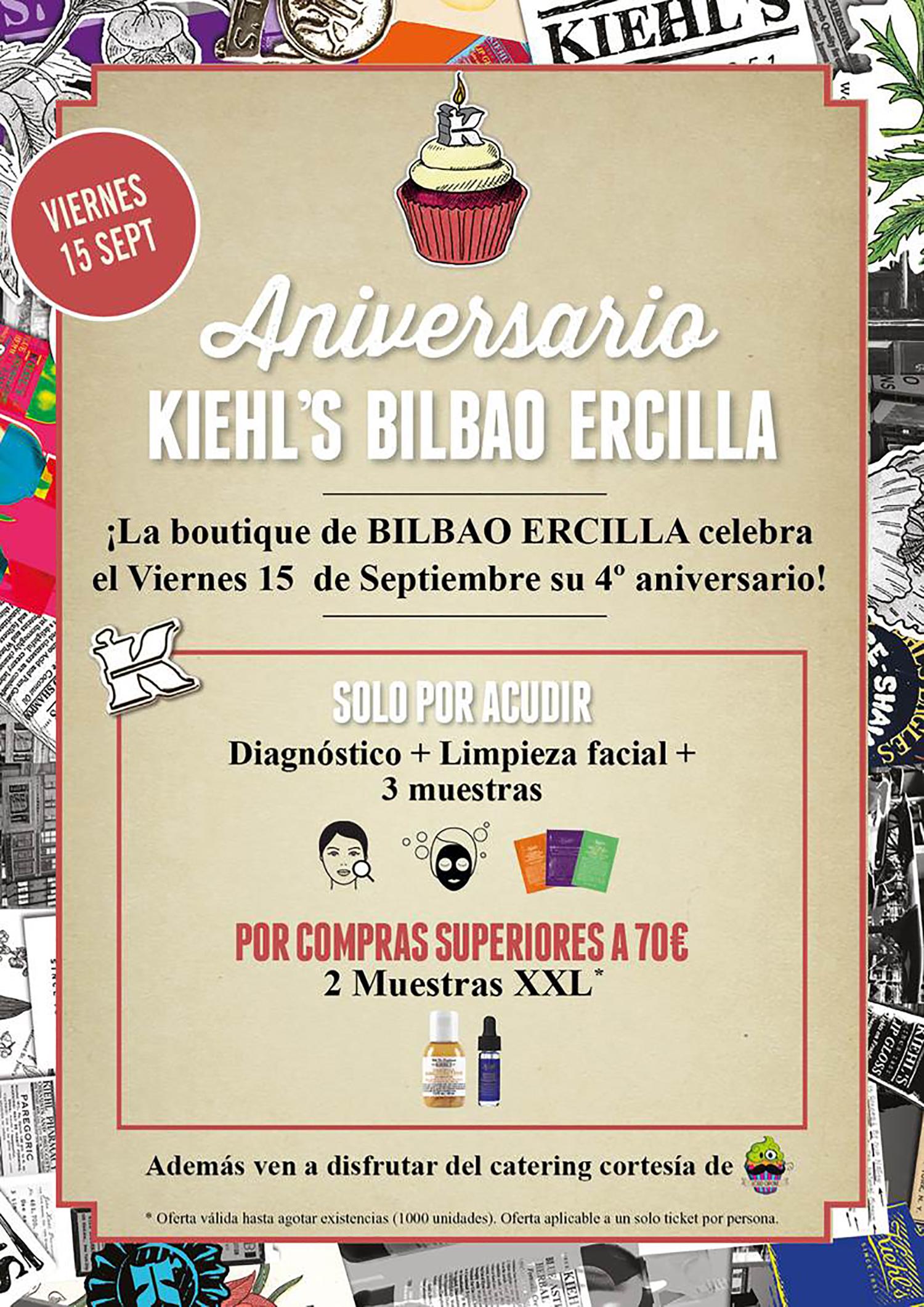 Kiehl's Bilbao Ercilla