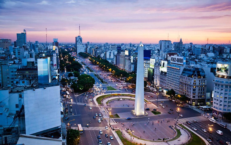 Viajar a Argentina con Bilbao Express