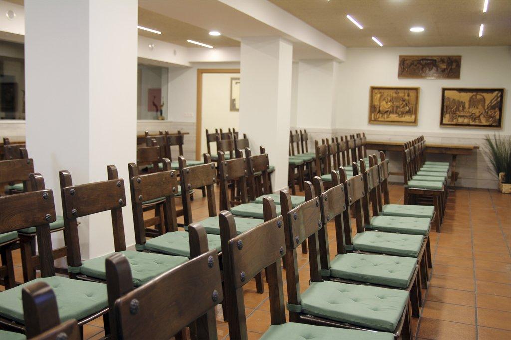 Txoko Campo Volantin - Celebra eventos a medida, reuniones, talleres... Bilbao