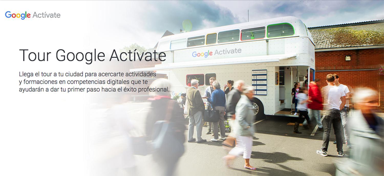 Google Actívate llega a Bilbao