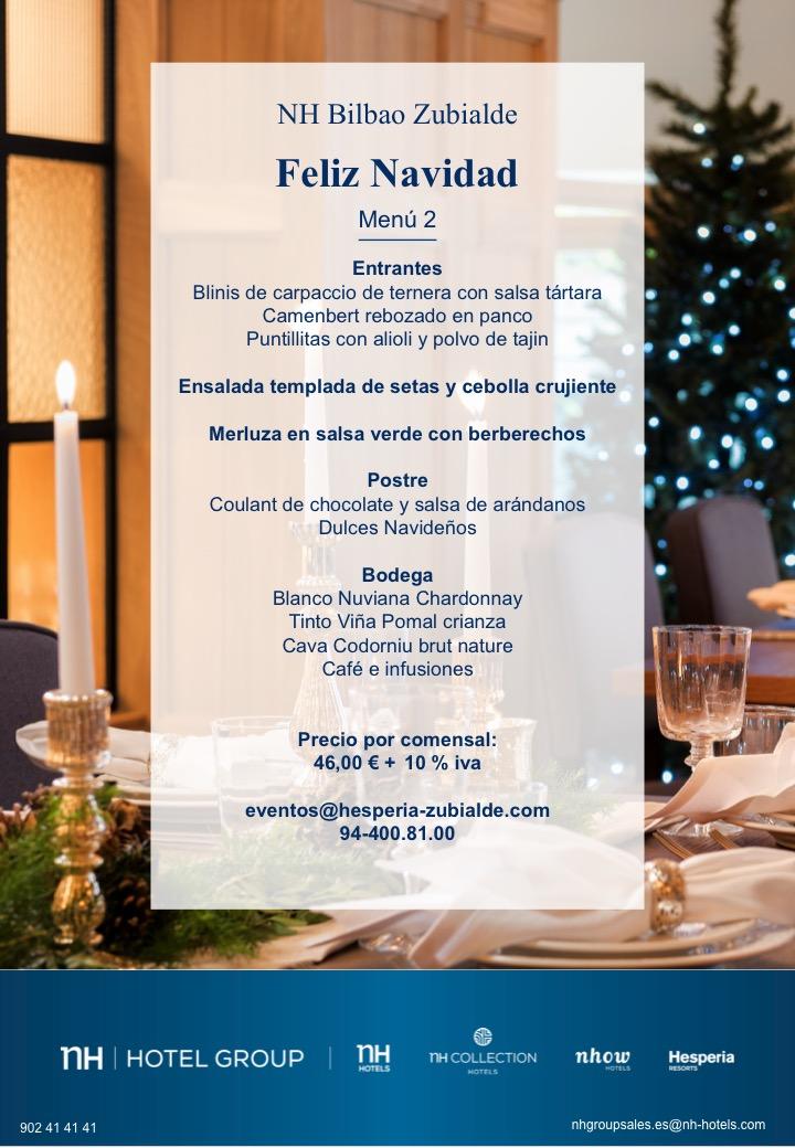 Comidas y cenas de empresa de Navidad