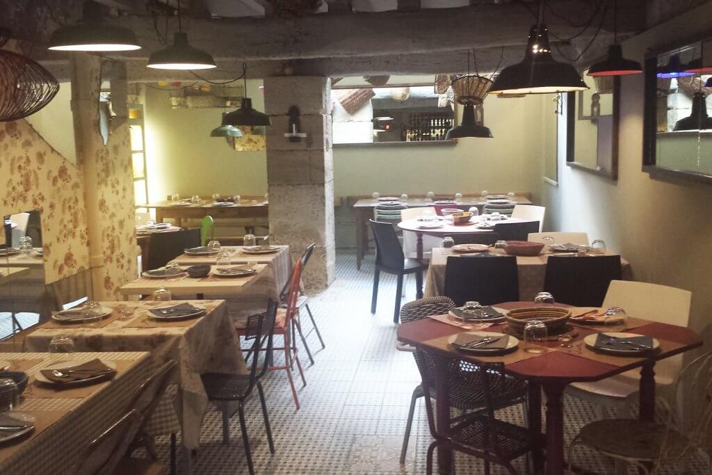 Restaurante Zurima - Cocina Internacional en Bilbao - arima