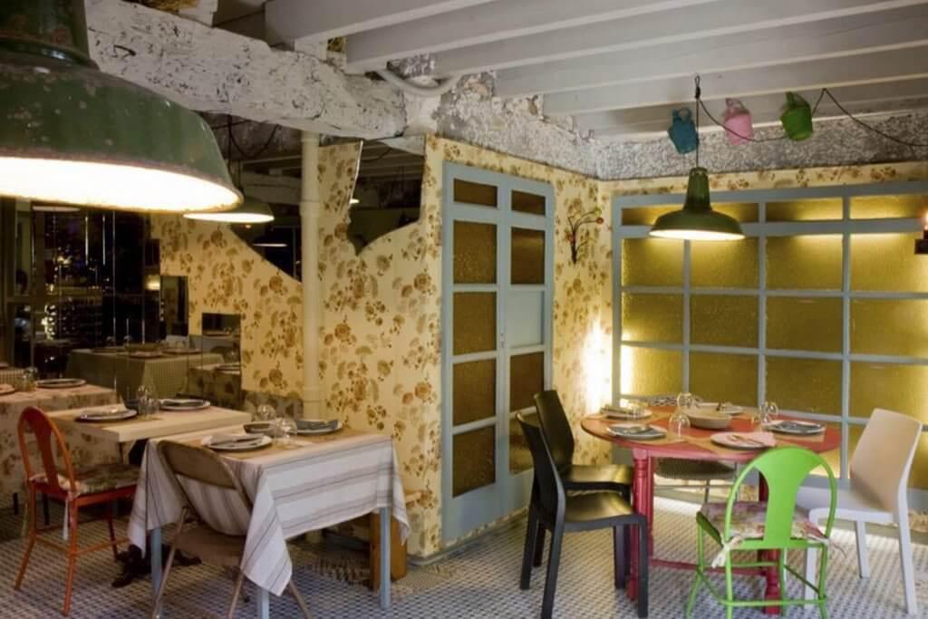Restaurante Zurima - Cocina Internacional en Bilbao - Restaurante Zurima en Bilbao