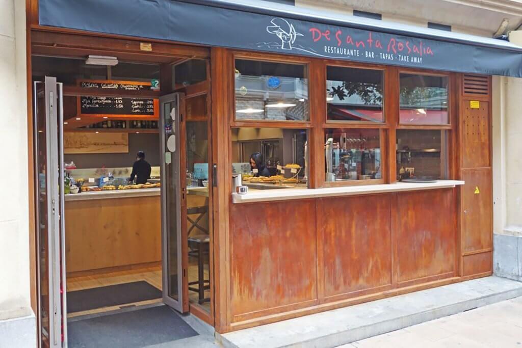 De Santa Rosalia Bilbao - Restaurante De Santa Rosalía Bilbao