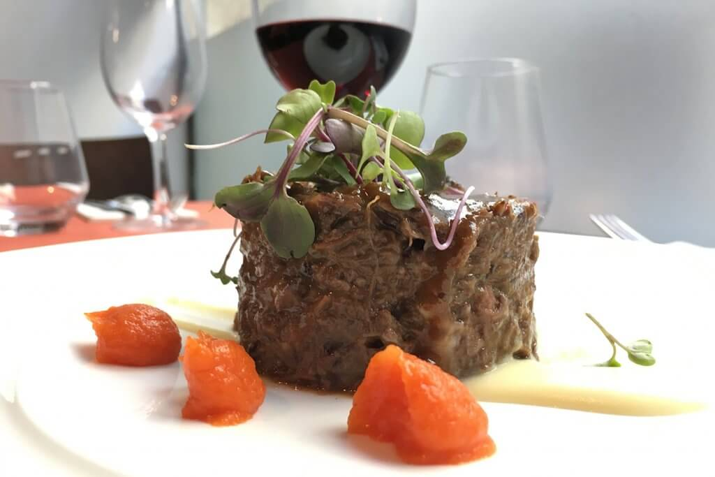 Restaurante Nura Bilbao - Bilbao cocinado a la menorquina