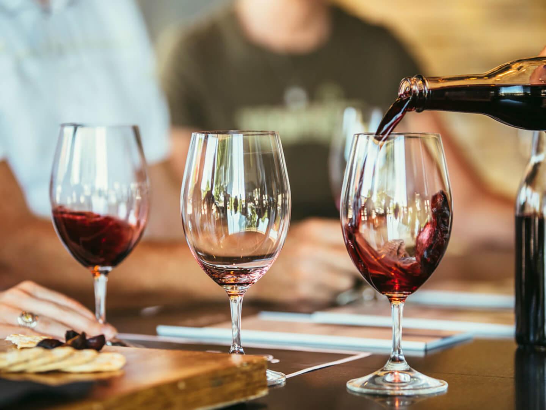 Catas de vino en ingles