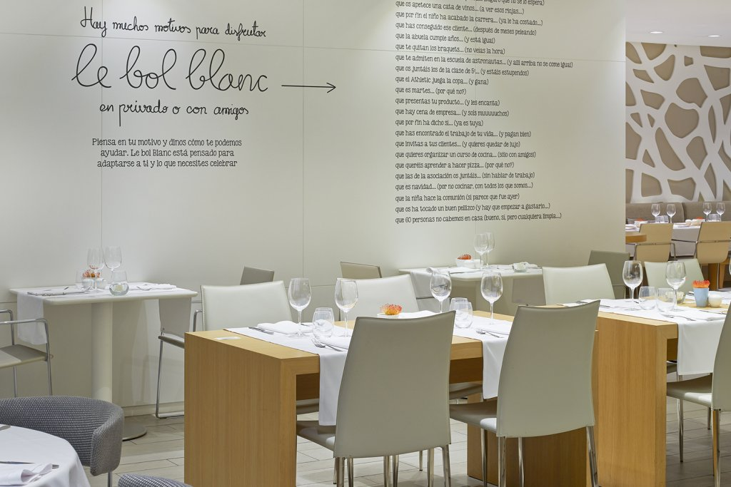 Le Bol Blanc offers authentic Basque flavours of the best quality Bilbao - Le Bol Blanc Bilbao