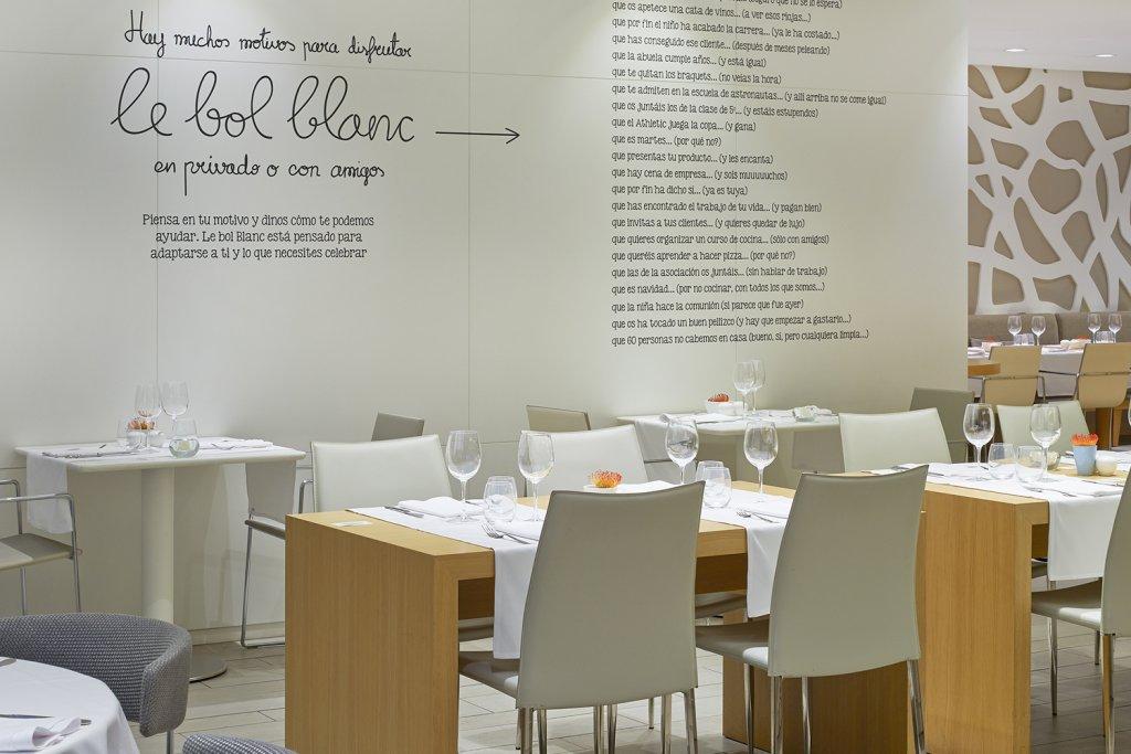 Le Bol Blanc Bilbao