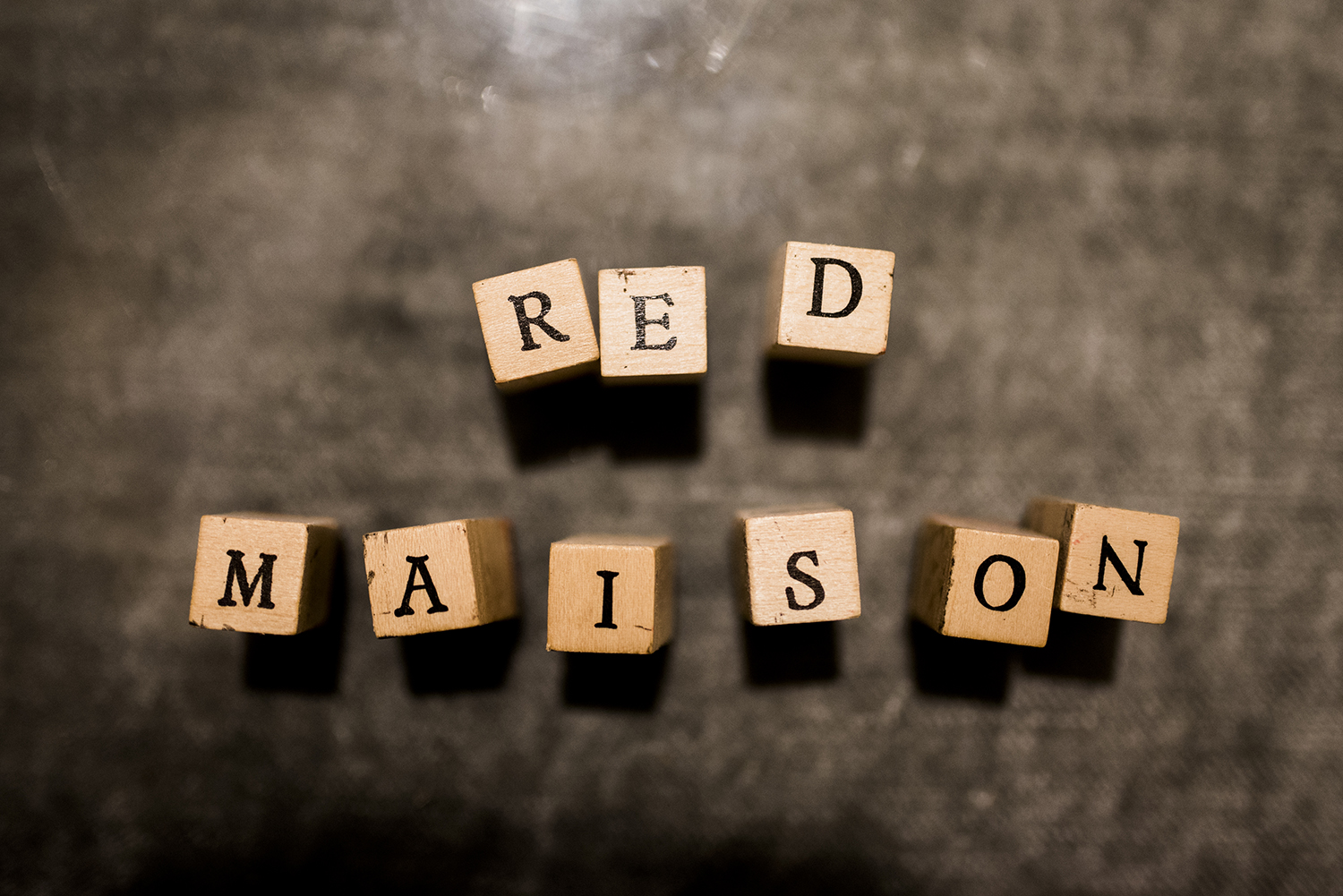 red maison