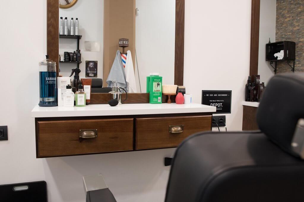 Barbería La Bilbaína - Rescatan el arte de las antiguas barberías Bilbao