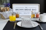The Brown Bread Bag - Hotel Miro's breakfast mornings Bilbao - The Brown Bread Bag
