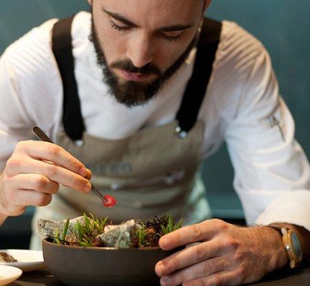 ENEKO Bilbao - Author Cuisine Bilbao