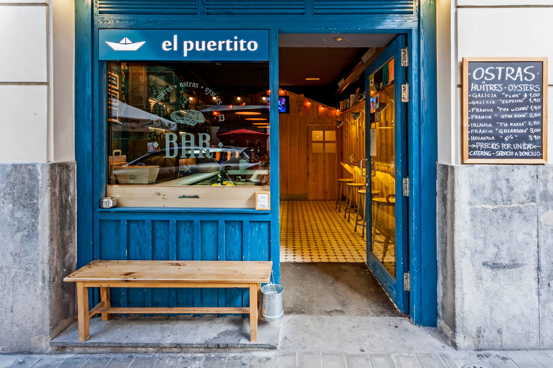 El Puertito Bar de Ostras Bilbao