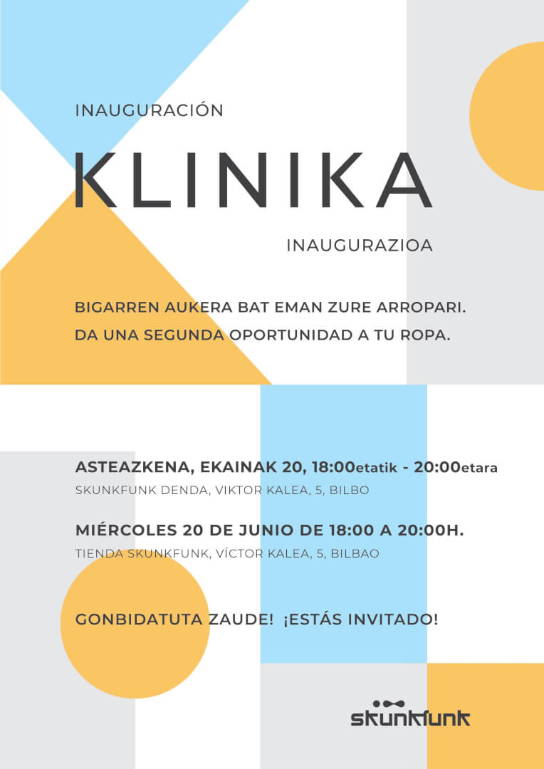 Klinika skunkfunk Bilbao