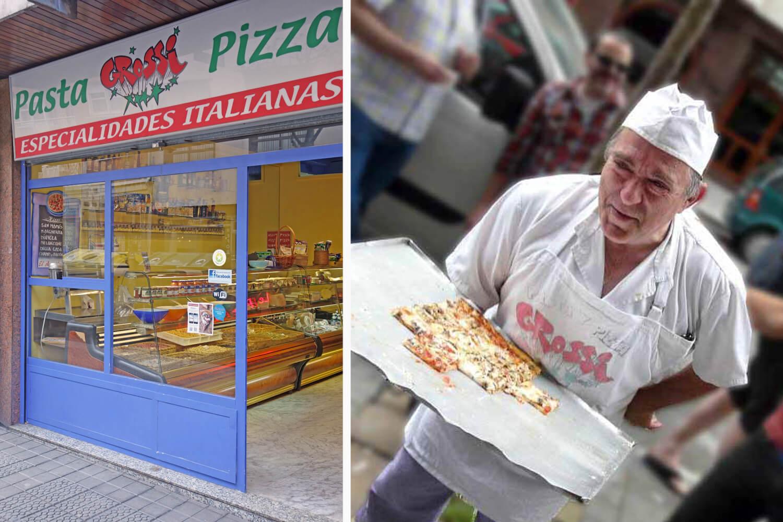 Fausto de Pasta y Pizza Grossi Bilbao