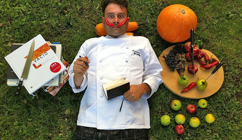 Fernando Gonzalez del Restaurante Kokken en Bilbao