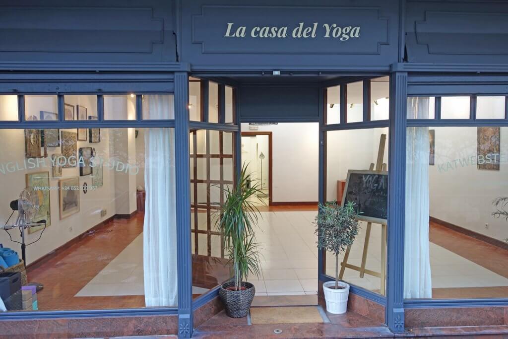La Casa del Yoga - Clases en inglés y español en Las Arenas, Getxo. Bilbao - La casa del Yoga en Las Arenas, Getxo (Very Bilbao)