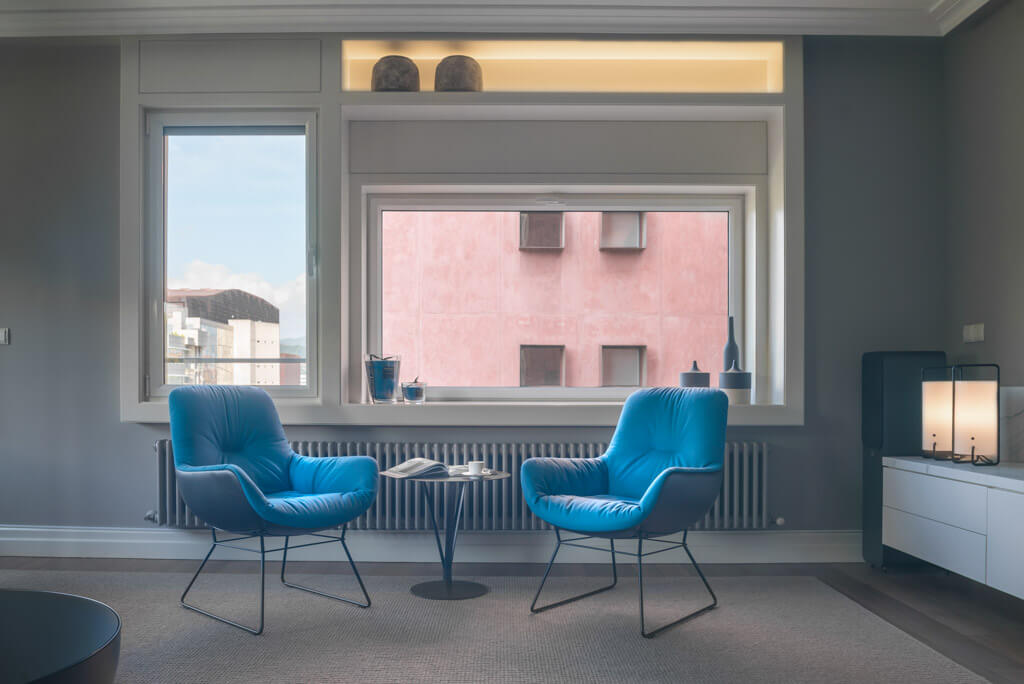 Vivienda en Bilbao - Proyecto Urbana 15