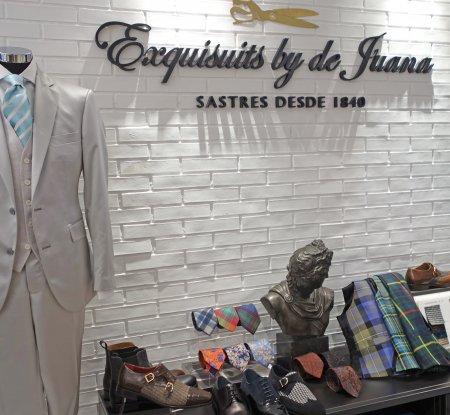 Exquisuits by de Juana - Moda Bilbao