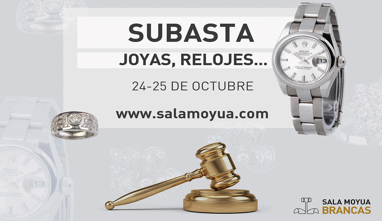 Subasta Sala Moyua 112