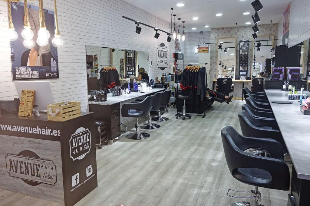 Avenue Hair Salon - Peluquería muy recomendada en Bilbao y Getxo - Avenue Hair Salon - Peluquería Bilbao