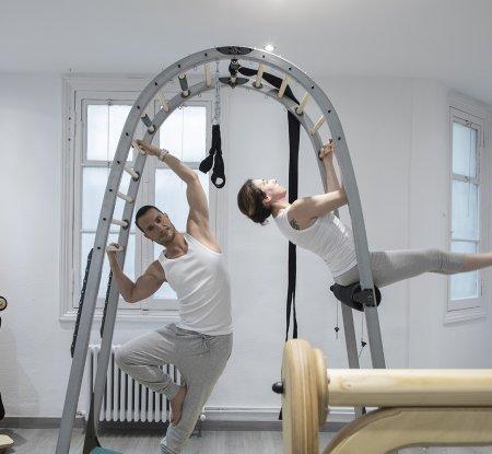 GYROTONIC® Studio Jado Bilbao - Yoga & Pilates Bilbao