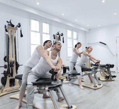 GYROTONIC® Studio Jado Bilbao - Yoga y Pilates Bilbao