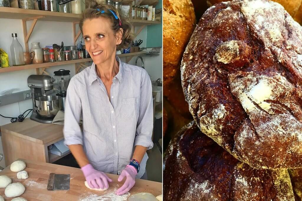 La Cuisine d'Hélène - Comidas saludable a mediodía para llevar en Bilbao - La Cuisine d'Hélène Bilbao