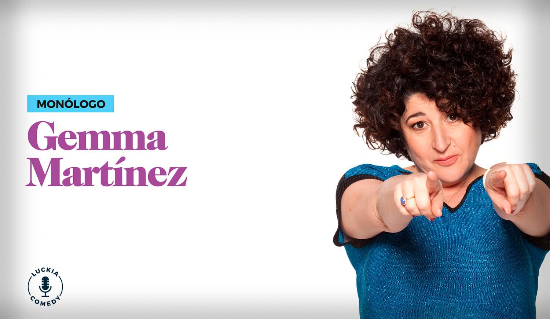 Gemma Martinez - Monólogo en el Casino de Bilbao