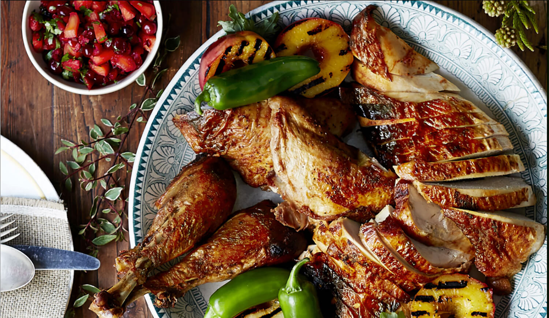 Platos de Navidad Iruña Catering