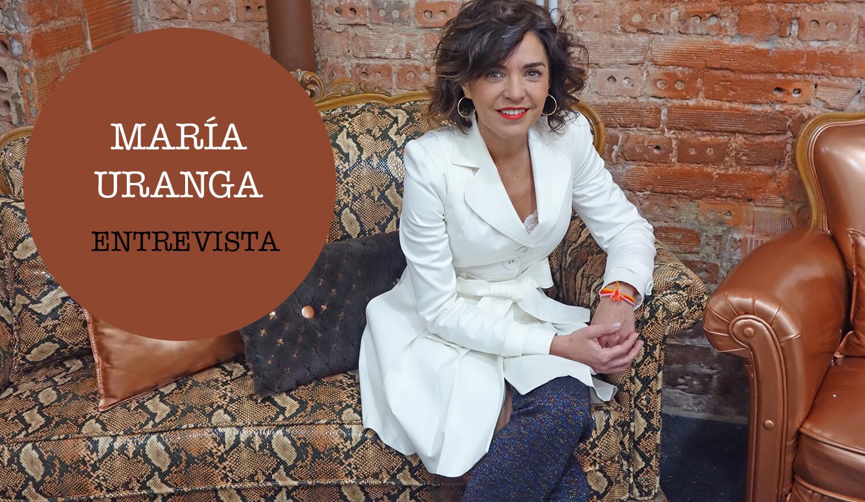 Entrevista a María Uranga