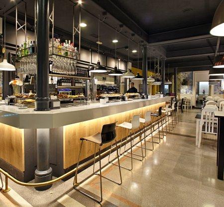 Restaurante Monteverdi - Cocina Vasca y Tradicional Bilbao