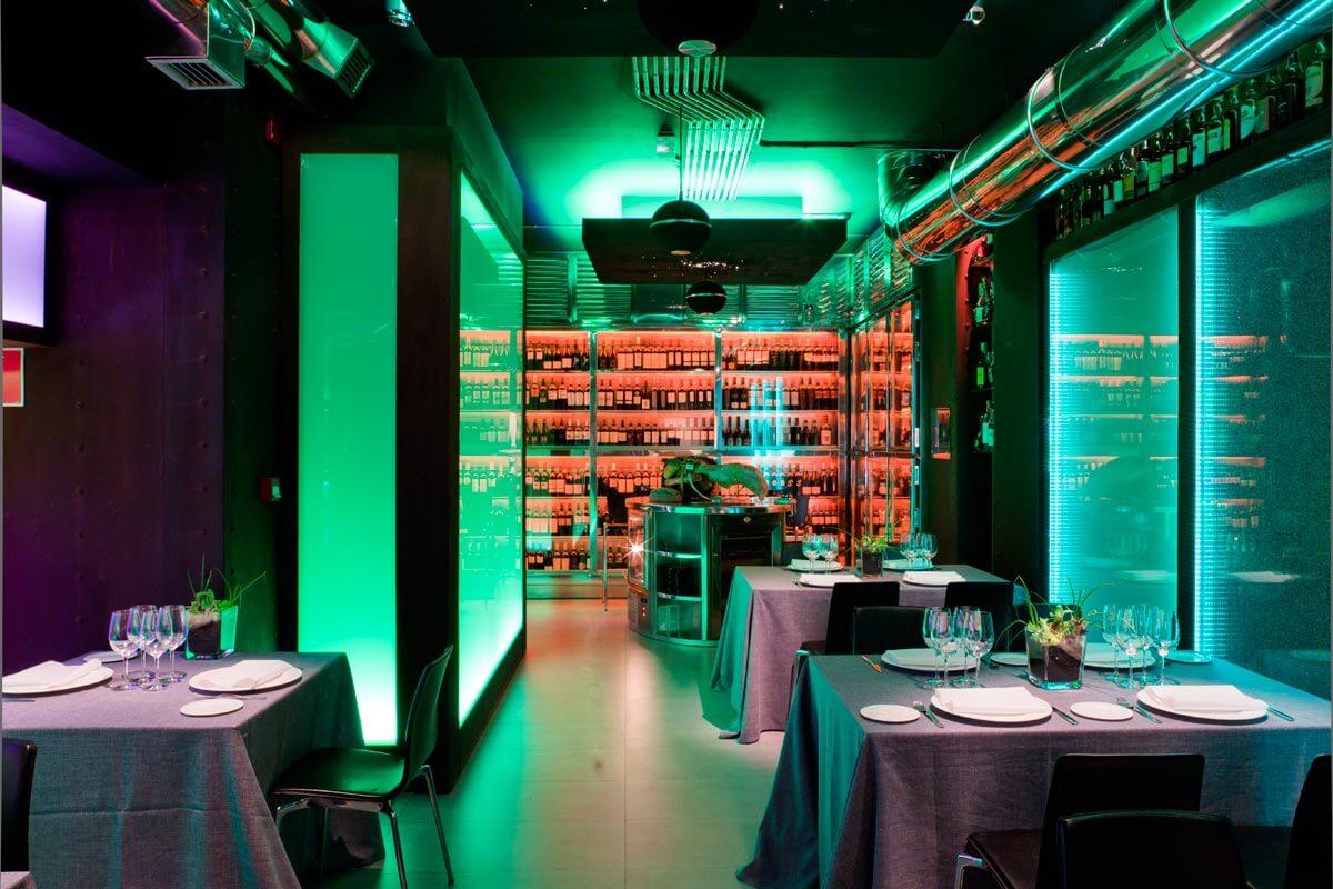 Restaurante Porrue Bilbao