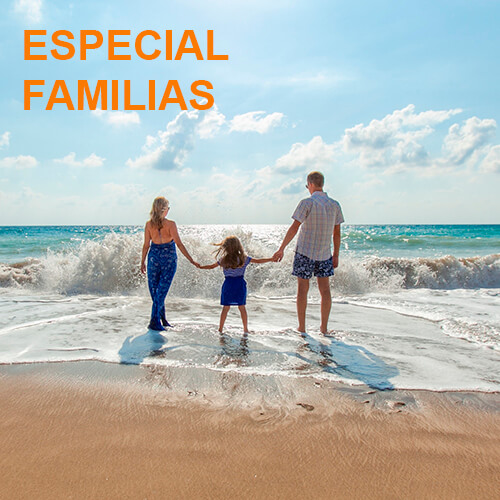 Especial Familias - Punta Cana y Riviera Maya