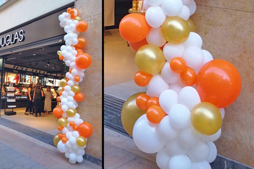 Globartist - Decoración con Globos para Eventos en Bilbao - Globartist Bilbao - Decoración con globos para eventos