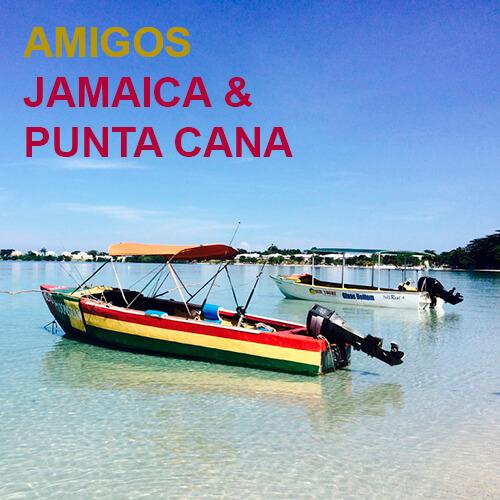 Jamaica y Punta Cana - Especial Amigos
