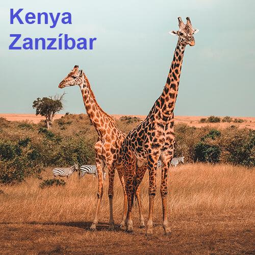 Kenya y Zanzibar